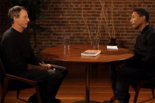 Pharrell Interviews Tony Hawk