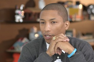 Pharrell Williams Talks to Renowned Architect Alex Gorlin and Artist Daniel Arsham