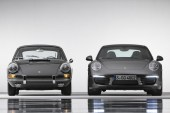 Porsche Celebrates the 50th Anniversary of the 911