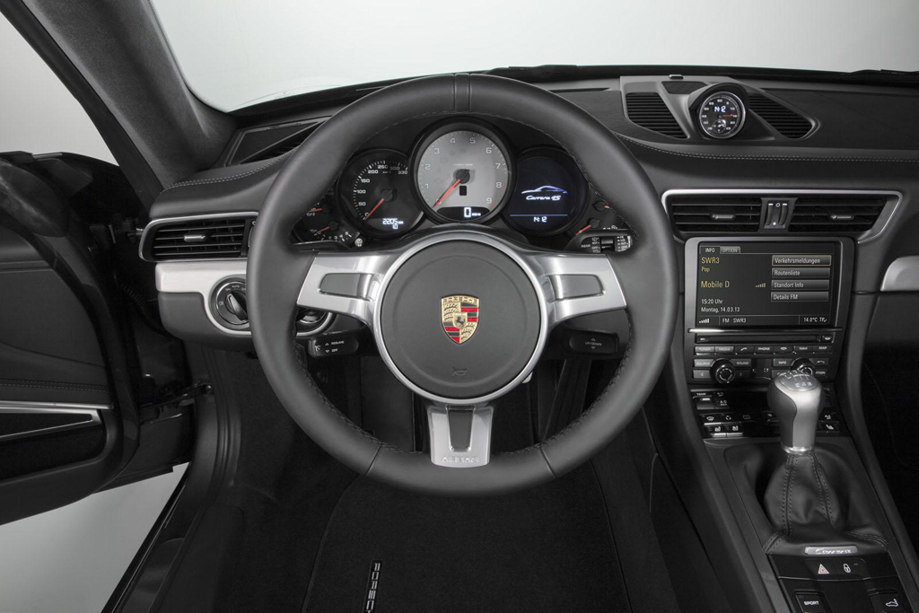 Porsche Celebrates the 50th Anniversary of the 911