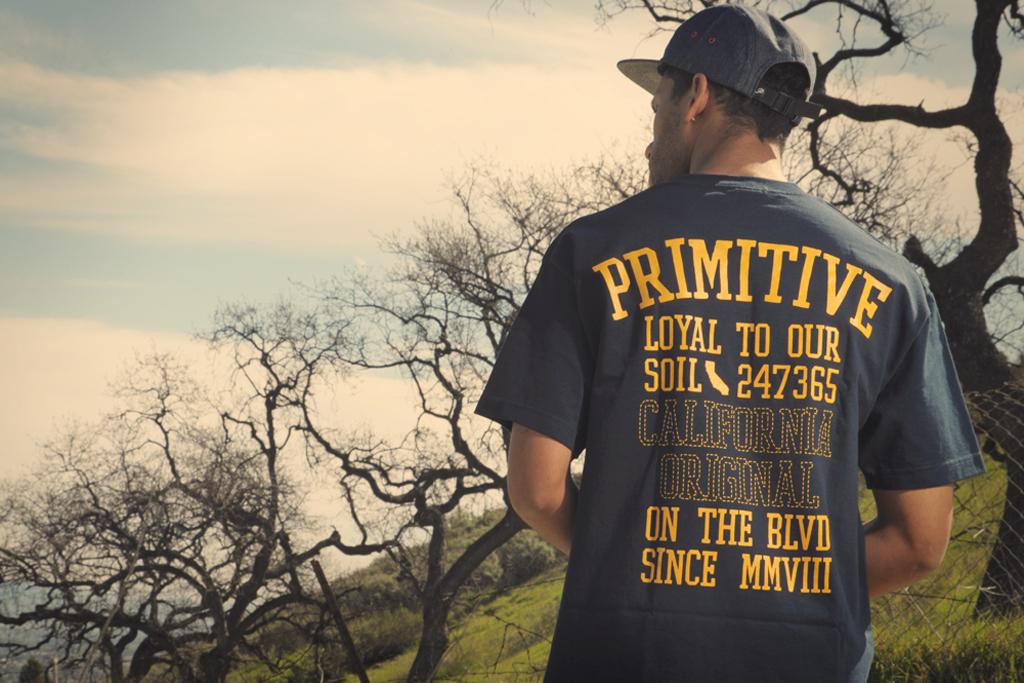Primitive 2013 Spring Lookbook