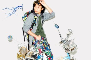 PUMA by MIHARAYASUHIRO 2013 Spring/Summer Lookbook