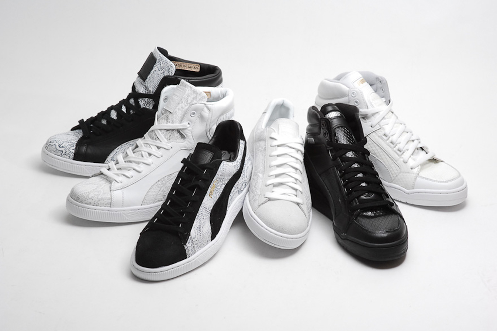 """PUMA Made in Japan """"Python"""" Collection"""