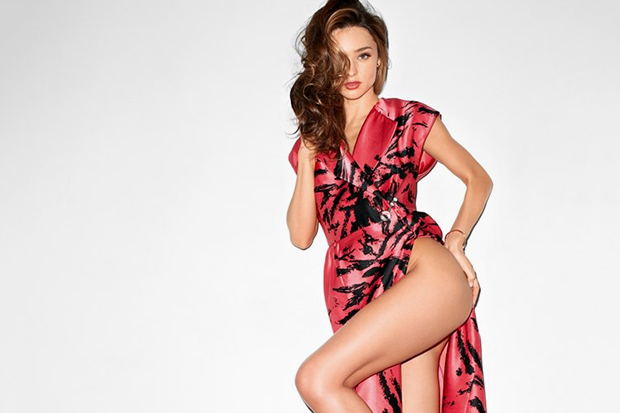 Purple Magazine 2013 Spring/Summer Issue No. 19: Miranda Kerr by Terry Richardson