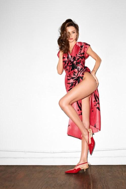 Purple Magazine 2013 Spring/Summer Issue No. 19: Miranda Kerr by Terry Richardson