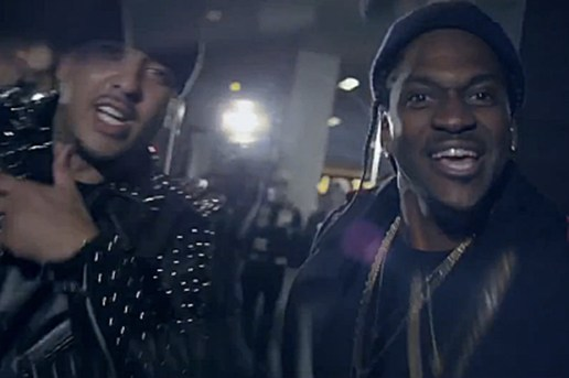 Pusha T feat. French Montana - Doesn't Matter | Video