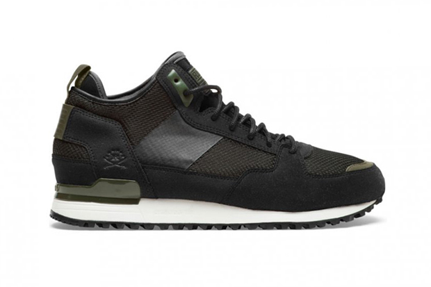 """Ransom by adidas Originals 2013 Military Trail Runner """"Forest"""""""