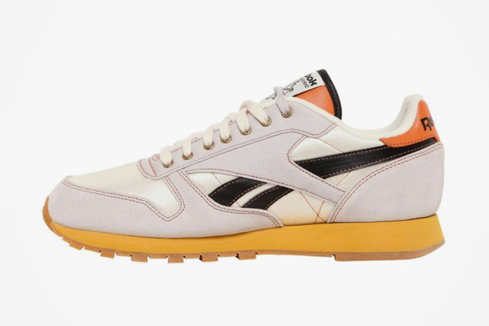 "Reebok Classic Leather ""Planet Funk"" Limited Edition"