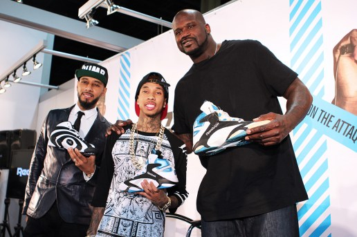 Reebok Classics Reintroduces the Shaq Attaq and Shaqnosis for 2013 Spring/Summer