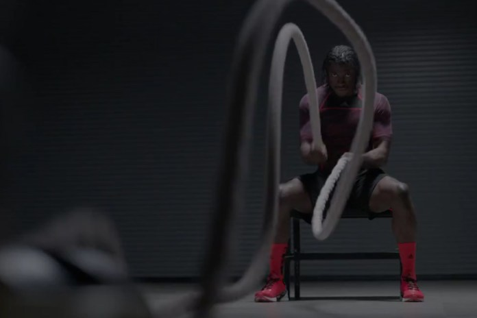 "RGIII and adidas Training ""Blow Up"" 