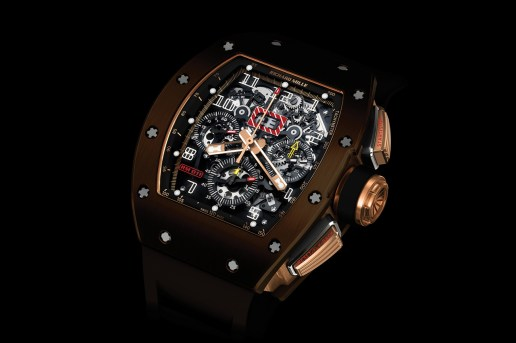 Richard Mille RM011 Brown Silicon Nitride Watch