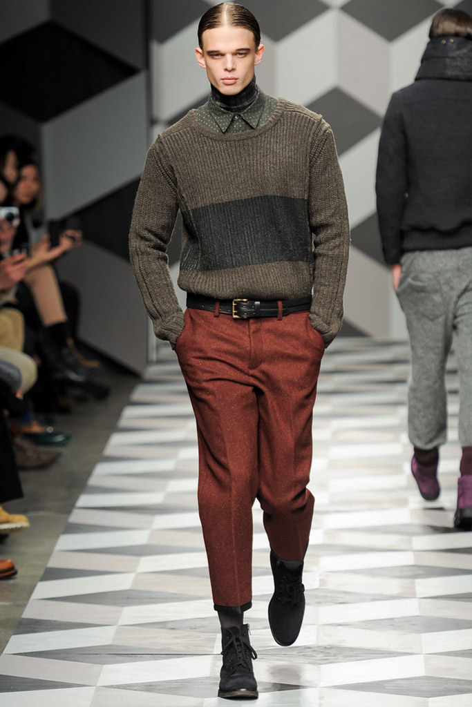 Robert Geller 2013 Fall/Winter Collection