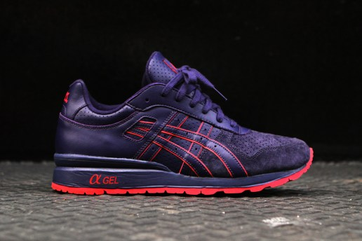 "Ronnie Fieg x ASICS GT-II ""High Risk"""
