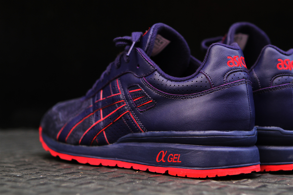 ronnie fieg x asics gt ii high risk