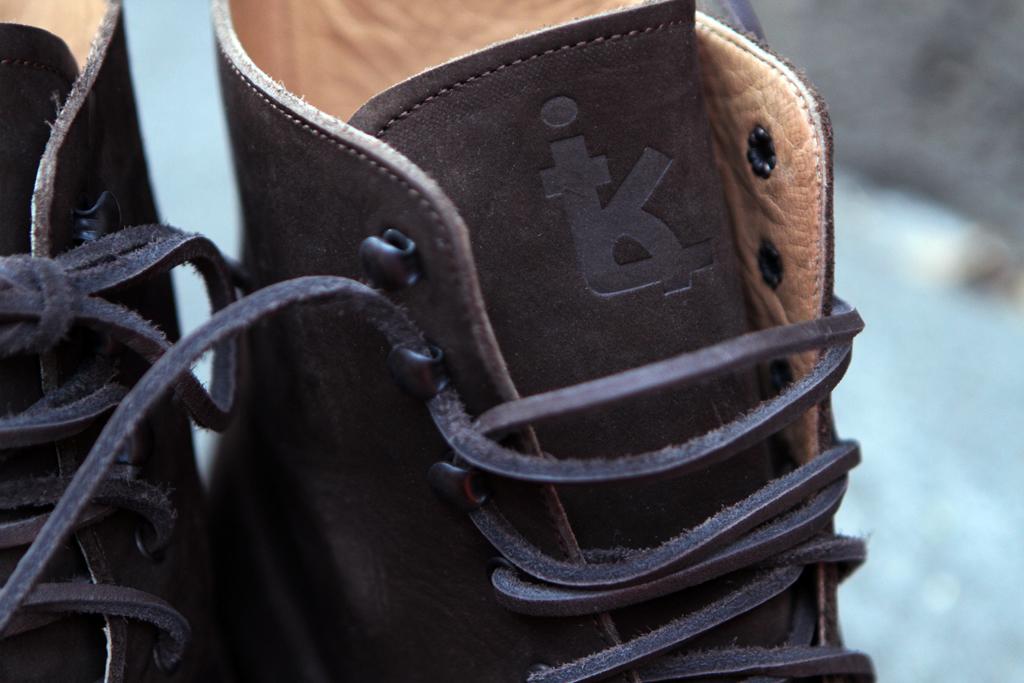 ronnie fieg x caminando 2013 spring summer officer boots