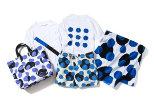 Saturdays Surf NYC × colette 2013 Spring Collection