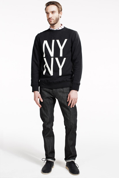 Saturdays NYC 2013 Fall/Winter Lookbook