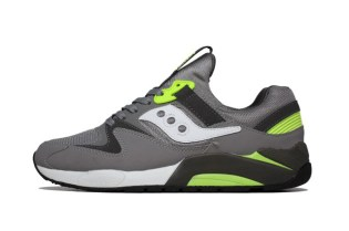 Saucony Grid 9000 2013 Spring/Summer Colorways
