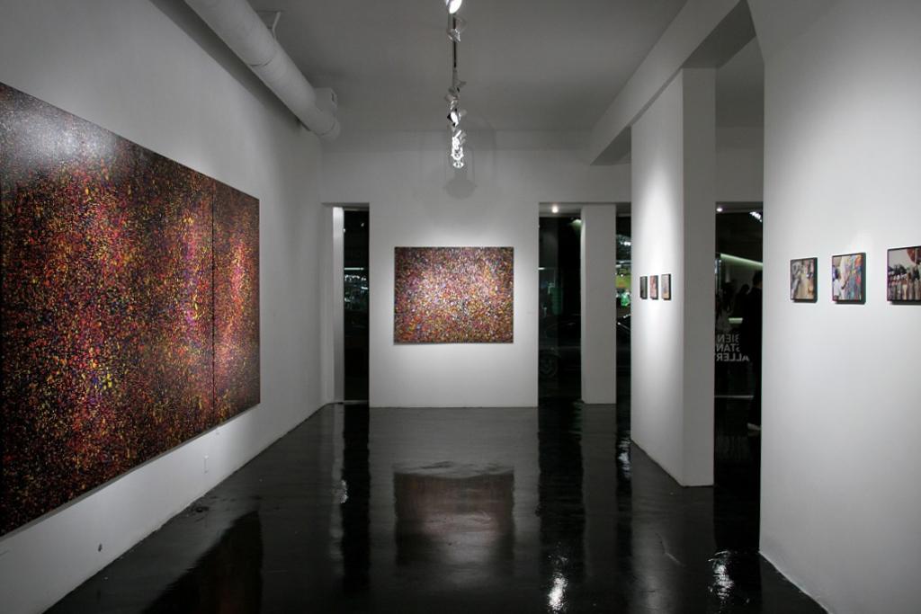 seen unseen fabien castanier gallery recap