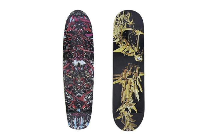 sense 10th Anniversary Cruiser Deck