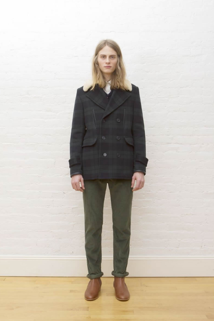 Shipley & Halmos 2013 Fall/Winter Collection