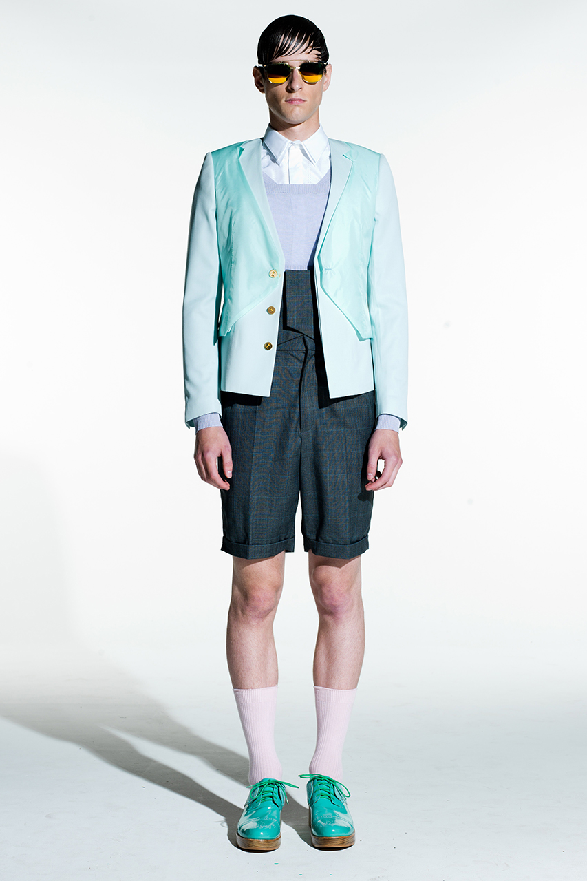 six lee 2013 spring summer lookbook