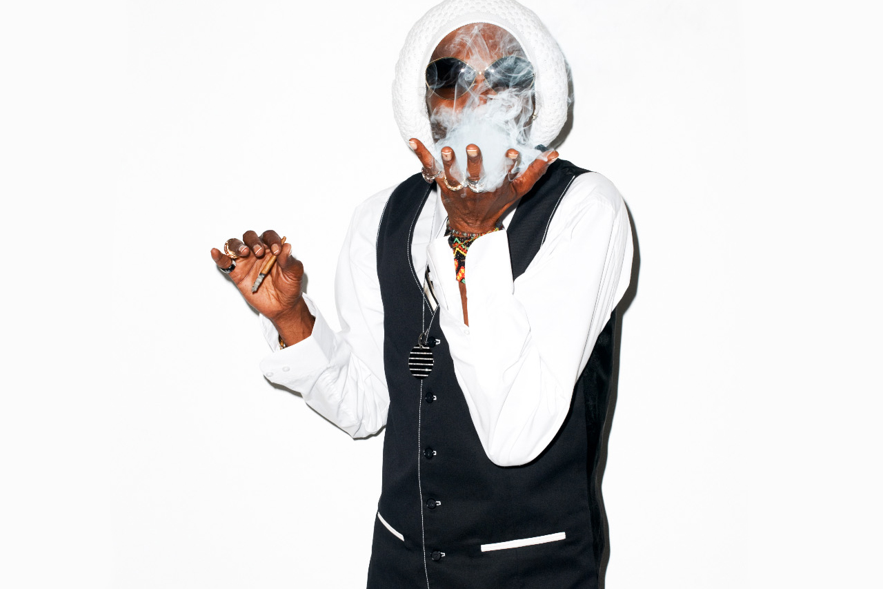 Snoop Dogg by Terry Richardson for VICE