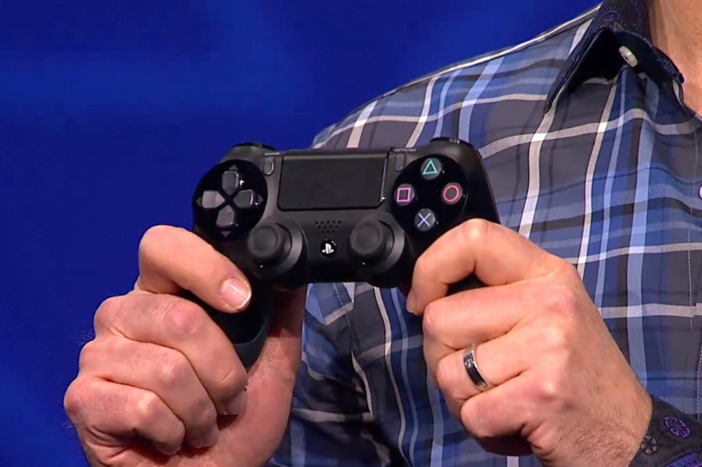Sony Announces the PlayStation 4