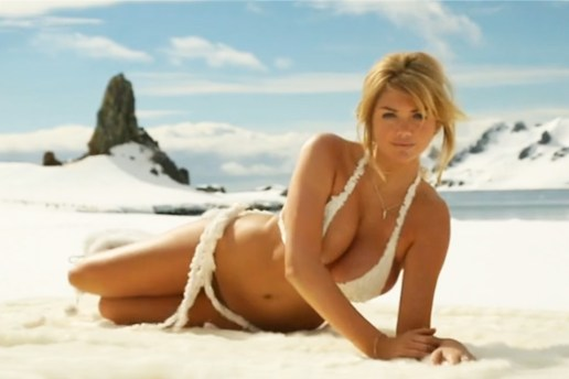 Sports Illustrated Swimsuit 2013 Behind The Scenes with Kate Upton