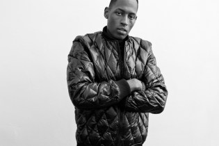 Stampd Quilted Bomber Jacket