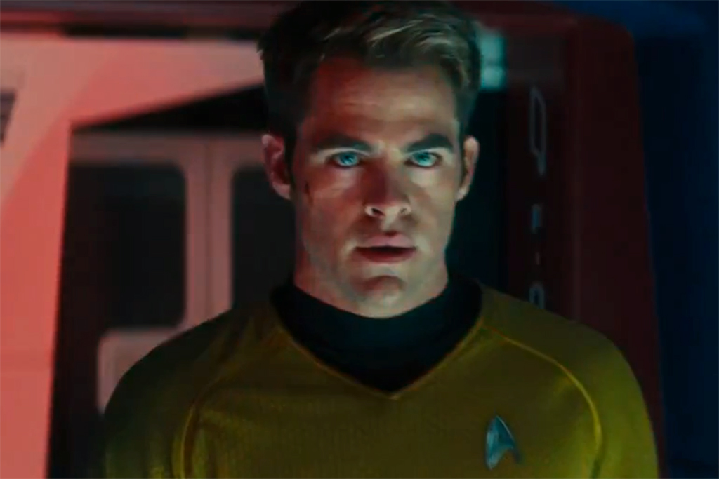 Star Trek Into Darkness Super Bowl Trailer