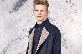 Stephan Schneider 2013 Spring/Summer Lookbook