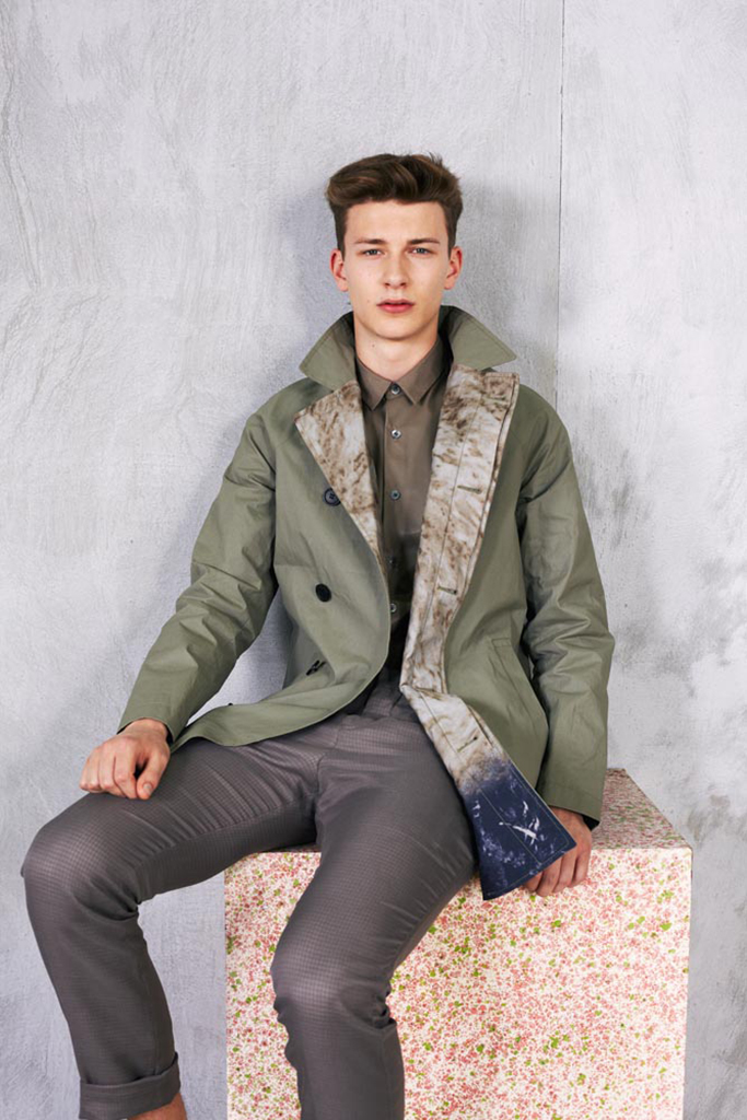 stephan schneider 2013 spring summer lookbook