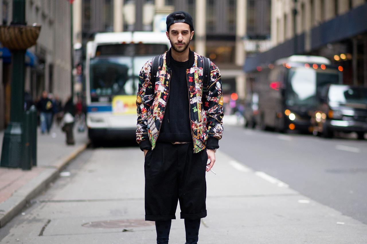 Streetsnaps: Fahad Al-Hunaif