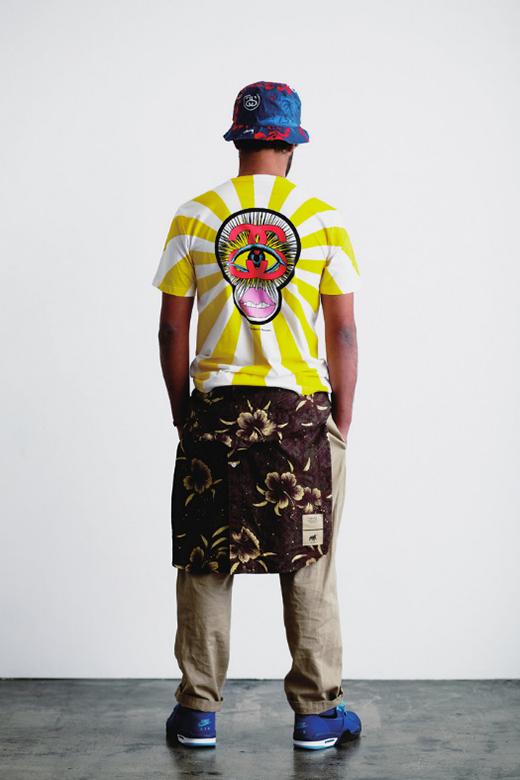 Stussy 2013 Spring/Summer Lookbook