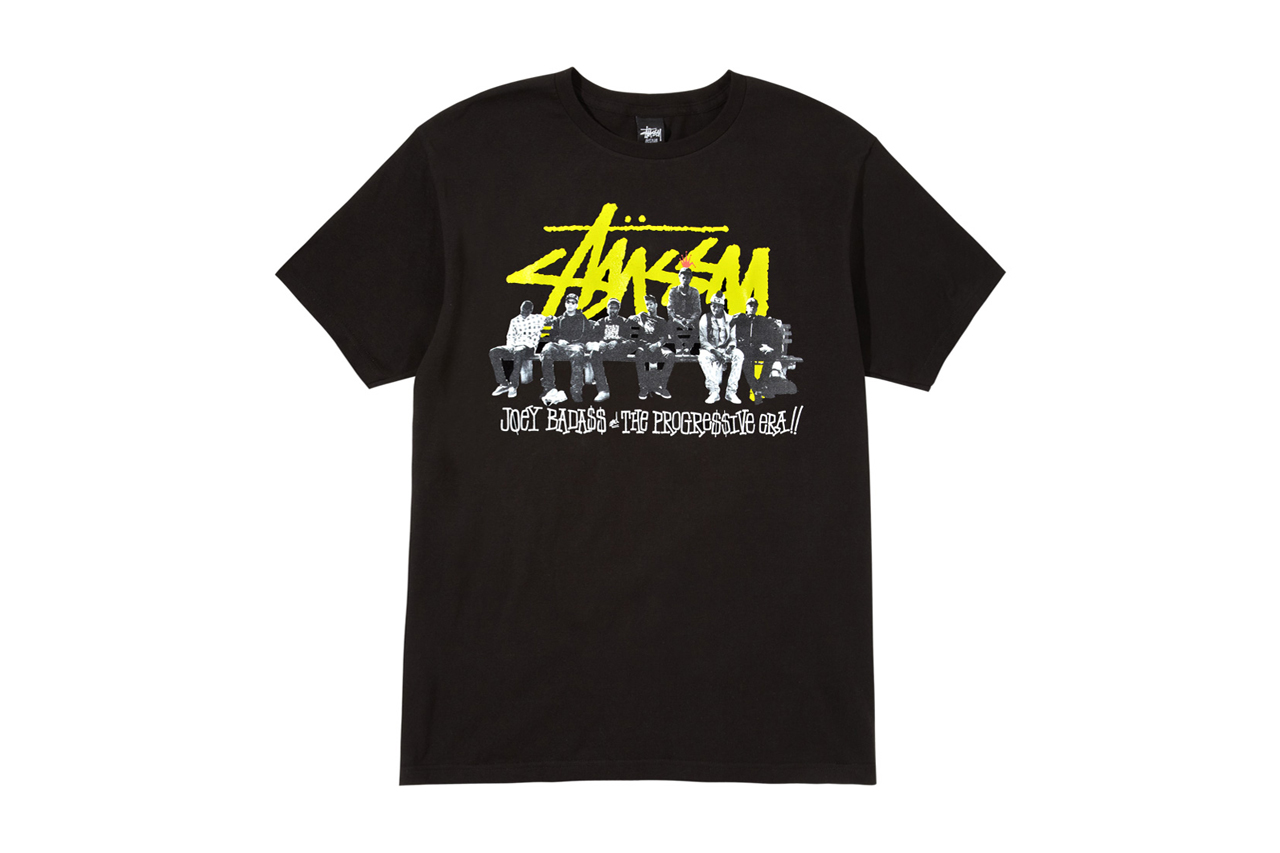 Stussy x Joey Bada$$ & The Progressive Era T-Shirt