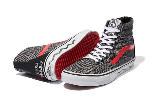 "Stussy x Vans Sk8-Hi ""Year of the Snake"""