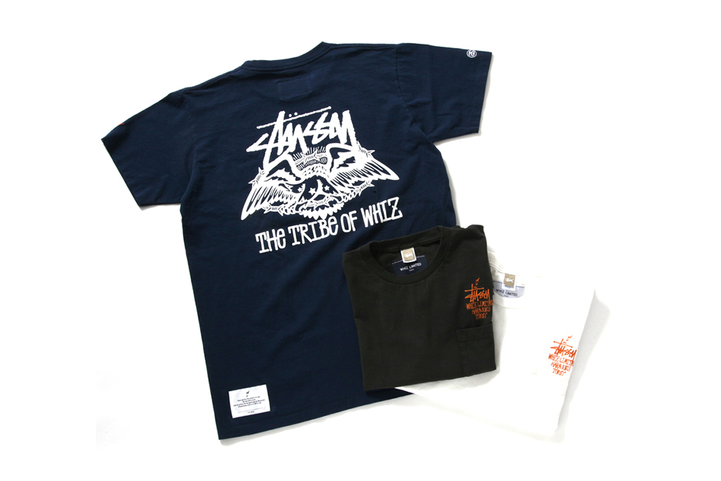 Stussy x WHIZ LIMITED LUMP Tokyo 10th Anniversary Collection