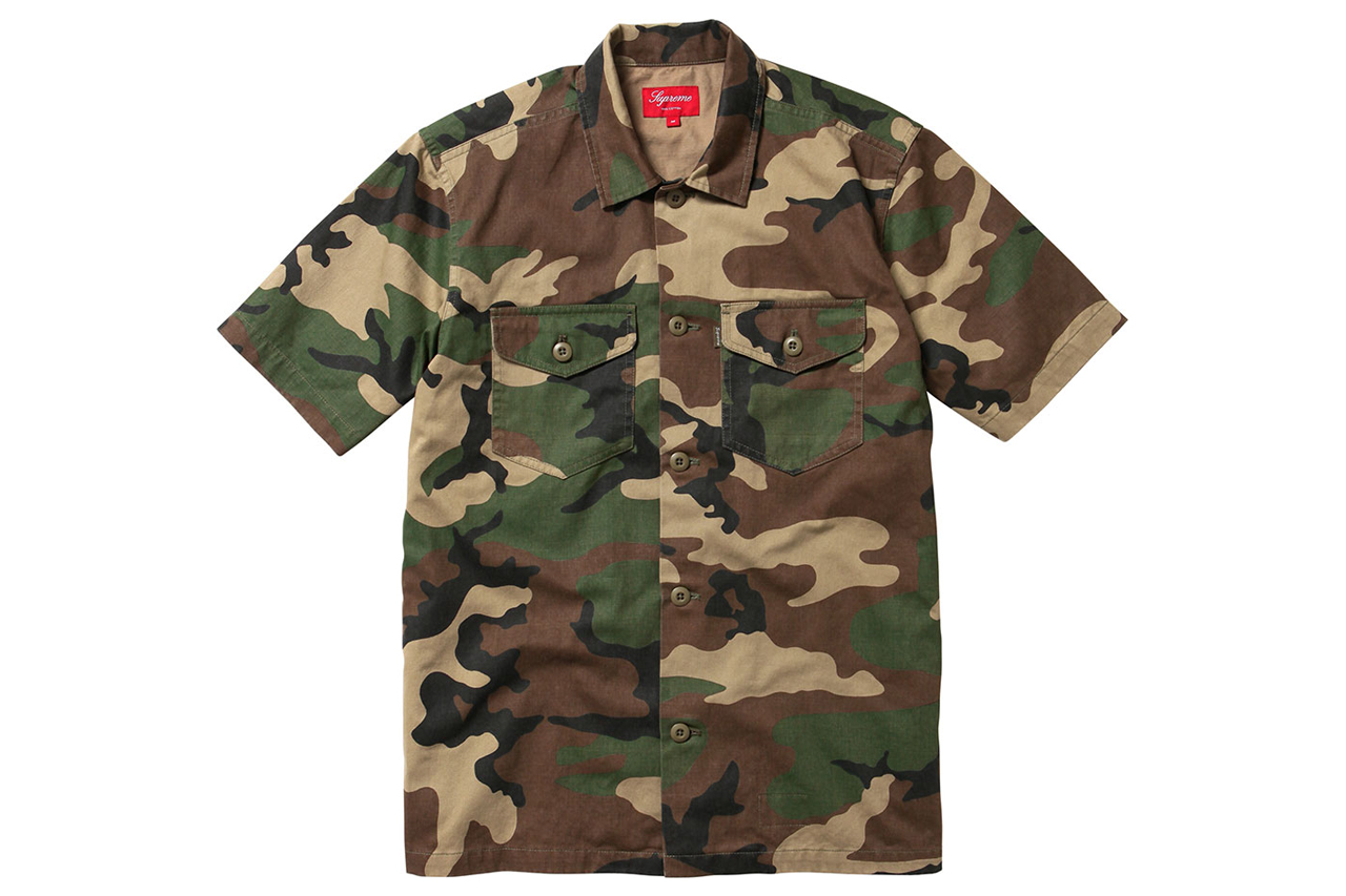 Supreme 2013 Spring/Summer Apparel Collection
