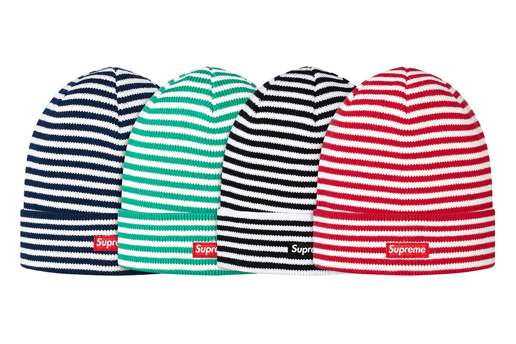 Supreme 2013 Spring/Summer Headwear Collection