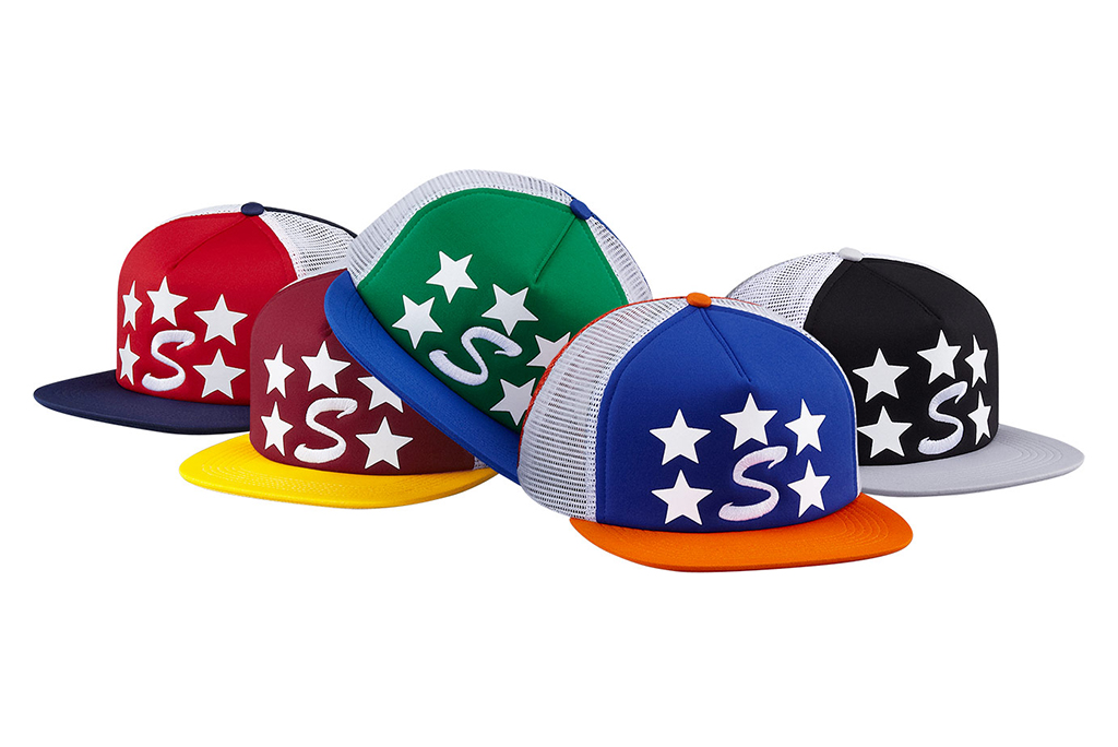 supreme 2013 spring summer headwear collection