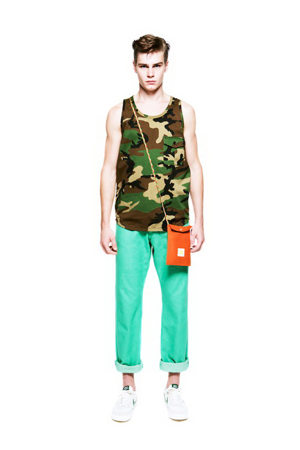 swagger 2013 spring summer nucolor collection