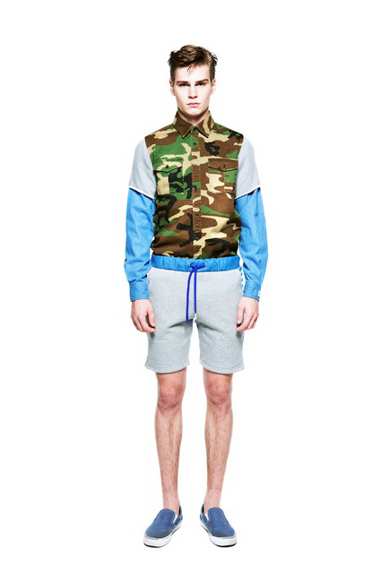 """SWAGGER 2013 Spring/Summer """"Nucolor"""" Collection"""