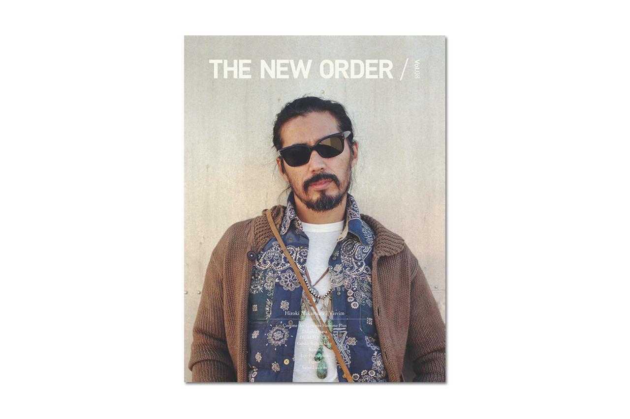 THE NEW ORDER Vol. 8 featuring Hiroki Nakamura