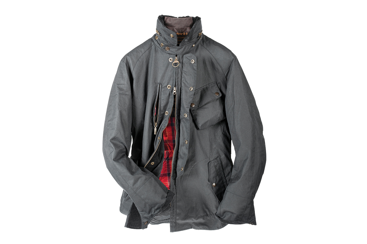 tokito x barbour 2013 spring summer collection
