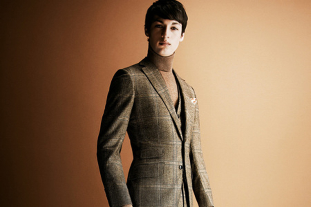 Tom Ford 2013 Fall Collection