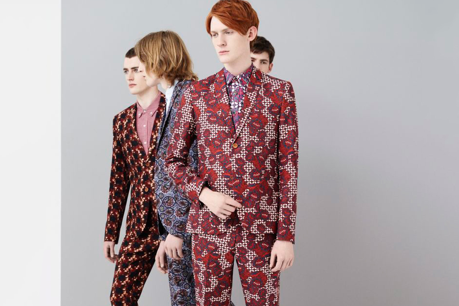 TOPMAN 2013 Spring/Summer Collection