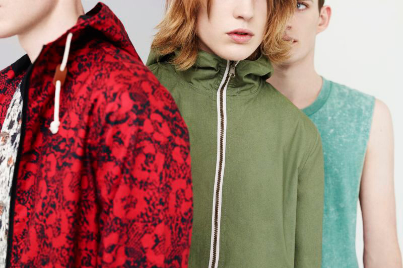 topman 2013 spring summer collection