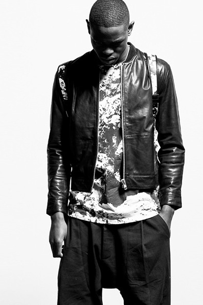 Tourne de Transmission 2013 Fall/Winter Lookbook