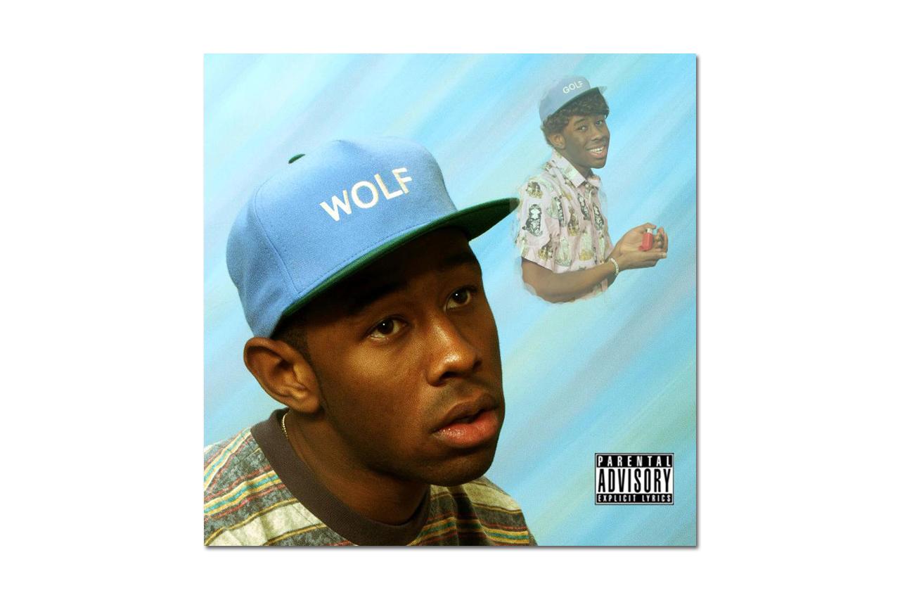 Tyler, the Creator Announces New Album 'Wolf'